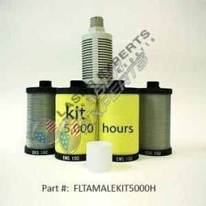 5000 hour air dryer filter.