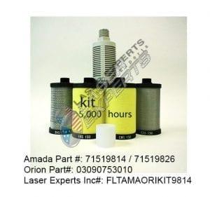 50000-Hour-kit1 Amada Part #: 71519814 / 71519826
