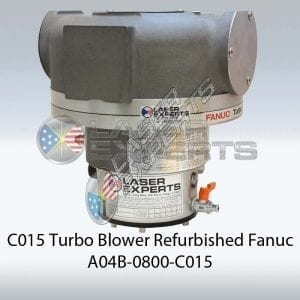 A04B-0800-C015 Fanuc Turbo Blower Refurbished