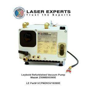 Leybold-Refurbished-Vacuum-Pump-Mazak-Z50MB00390E