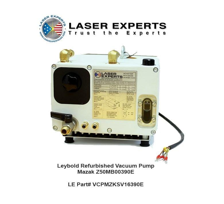 Leybold Refurbished Vacuum Pump Mazak Z50MB00390E
