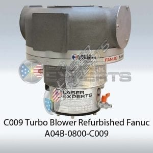 A04B-0800-C009 Fanuc Turbo Blower Refurbished