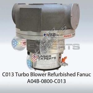 A04B-0800-C013 Fanuc Turbo Blower Refurbished