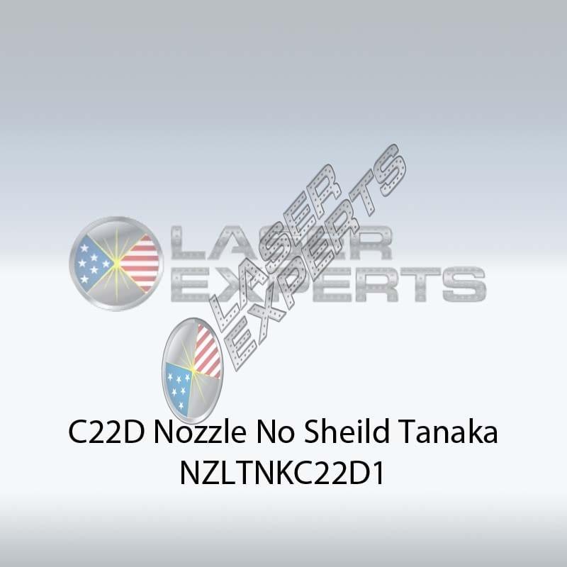 C22d Nozzle No Sheild Tanaka Nzltnkc22d1 Amada Parts