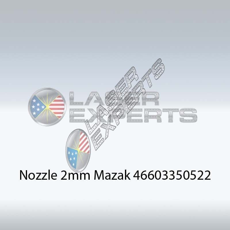 Nozzle 2 0mm Mazak 46603350522 Amada Parts Amp Turbo