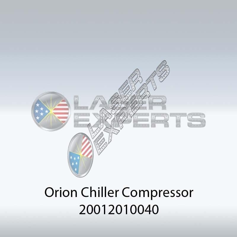 Orion Chiller Compressor20012010040 Amada Parts Amp Turbo