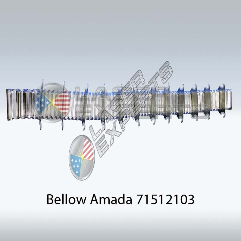 Y-Axis Bellows -Amada# 71512103