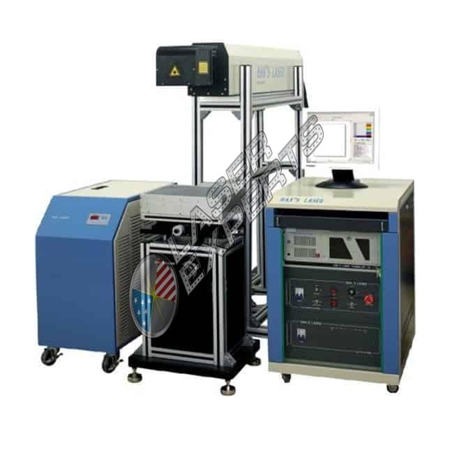 CO2-H60/H120 - Laser Marking Machine