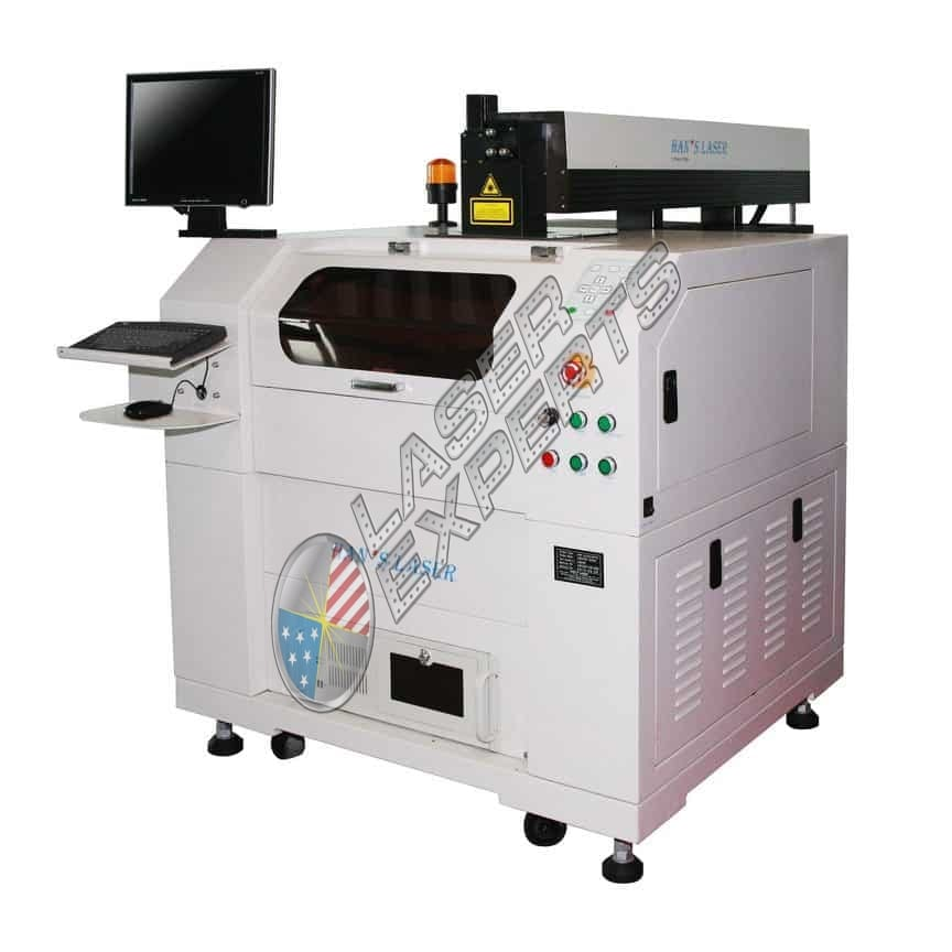 CS035F - Laser Cutting Machine