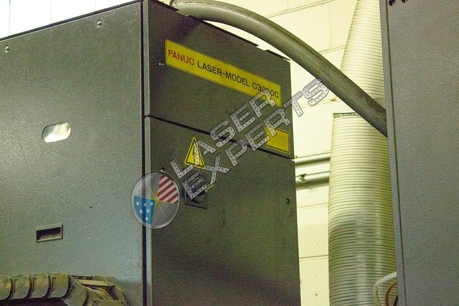 Resonator - Amada LC 3015 3kW