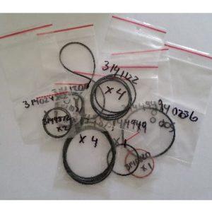 Bystronic O-ring seal kit