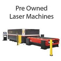 Pre Owned Machinery